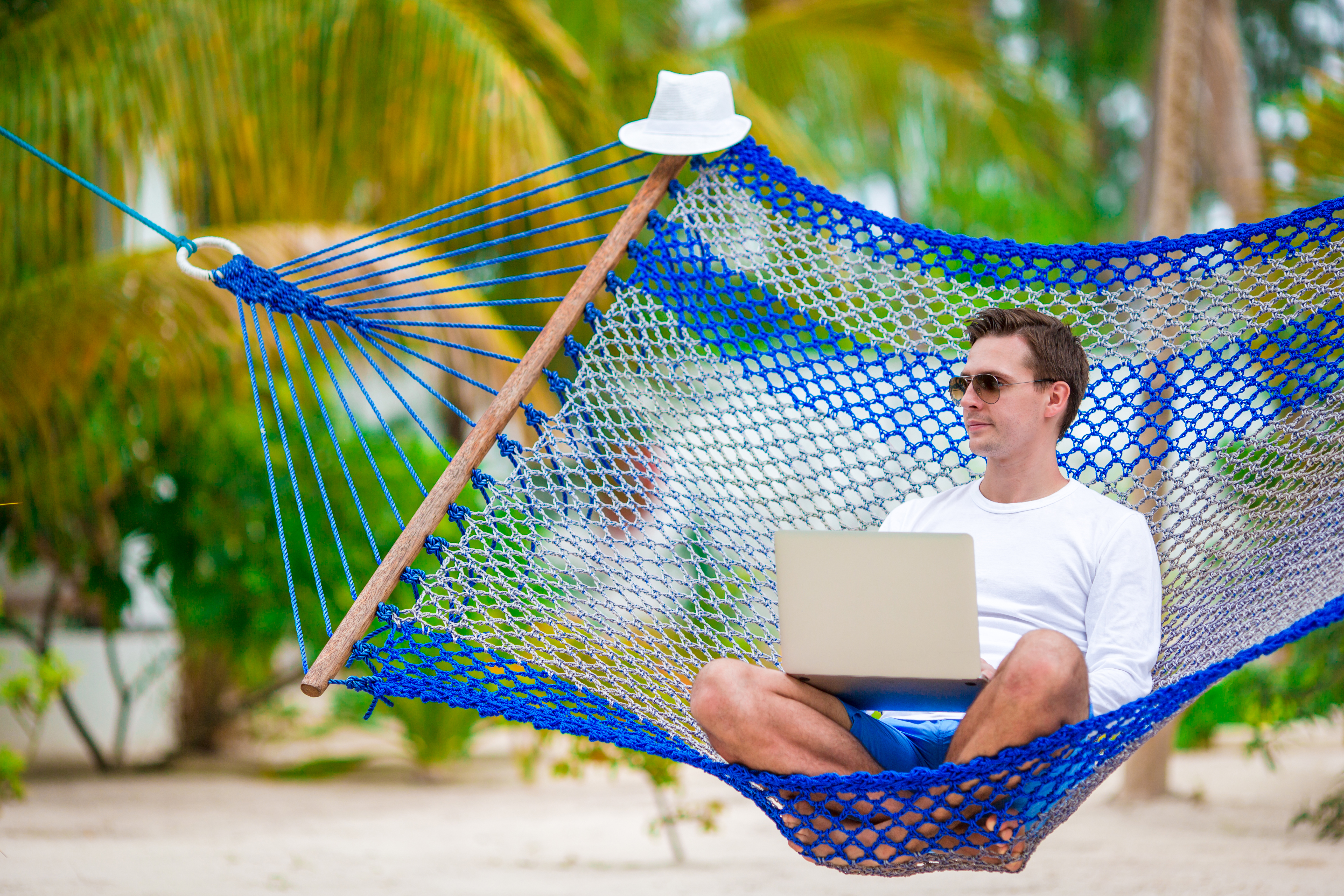 Workation and digital nomads